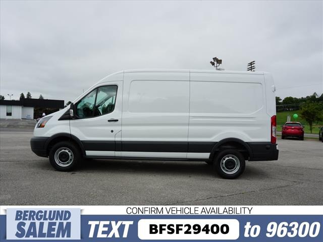 2018 Transit 250 Med Roof 4x2,  Empty Cargo Van #SF29400 - photo 1