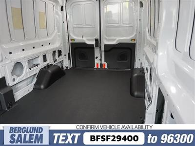 2018 Transit 250 Med Roof 4x2,  Empty Cargo Van #SF29400 - photo 10