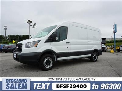 2018 Transit 250 Med Roof 4x2,  Empty Cargo Van #SF29400 - photo 8
