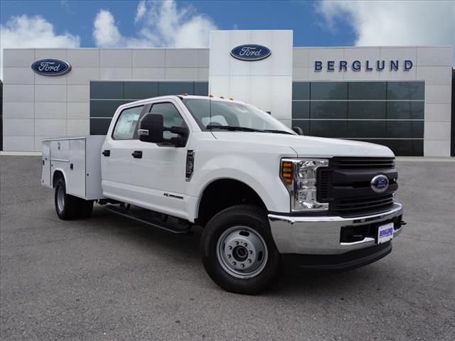 2018 F-350 Crew Cab DRW 4x4,  Cab Chassis #SF29410 - photo 1