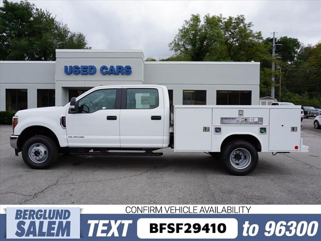 2018 F-350 Crew Cab DRW 4x4,  Cab Chassis #SF29410 - photo 6
