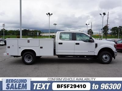 2018 F-350 Crew Cab DRW 4x4,  Cab Chassis #SF29410 - photo 3