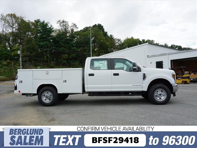 2018 F-350 Crew Cab 4x4,  Service Body #SF29418 - photo 3
