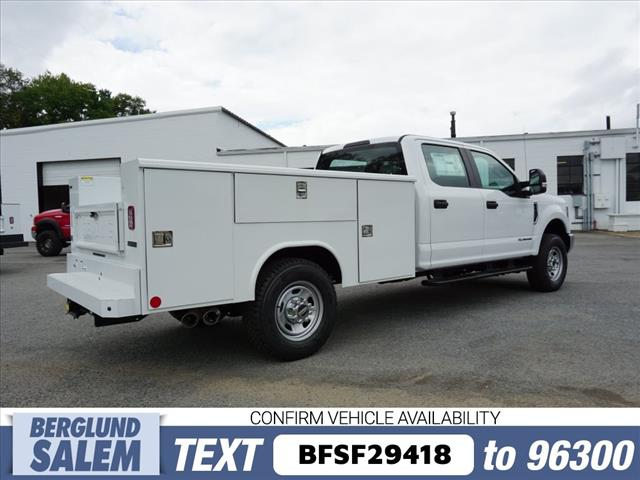 2018 F-350 Crew Cab 4x4,  Service Body #SF29418 - photo 2