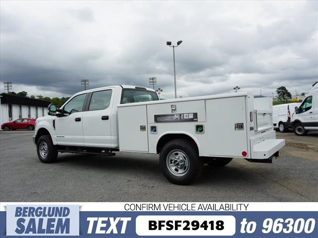 2018 F-350 Crew Cab 4x4,  Service Body #SF29418 - photo 5