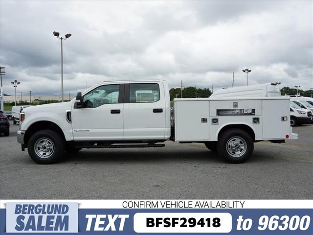 2018 F-350 Crew Cab 4x4,  Service Body #SF29418 - photo 6