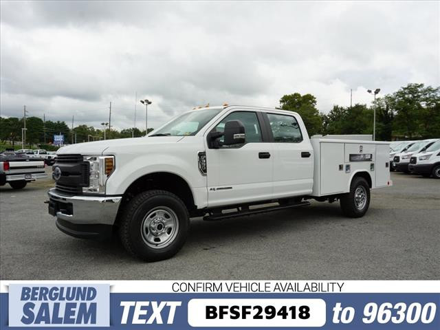 2018 F-350 Crew Cab 4x4,  Service Body #SF29418 - photo 7