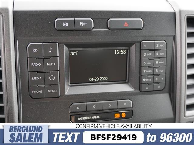 2018 F-450 Crew Cab DRW 4x4,  Knapheide Standard Service Body #SF29419 - photo 14
