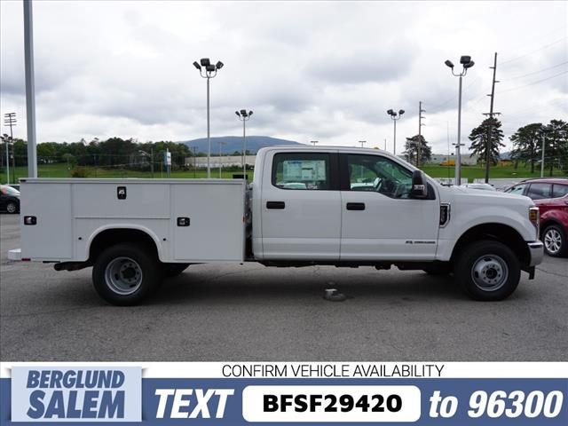 2018 F-350 Crew Cab DRW 4x4,  Service Body #SF29420 - photo 3
