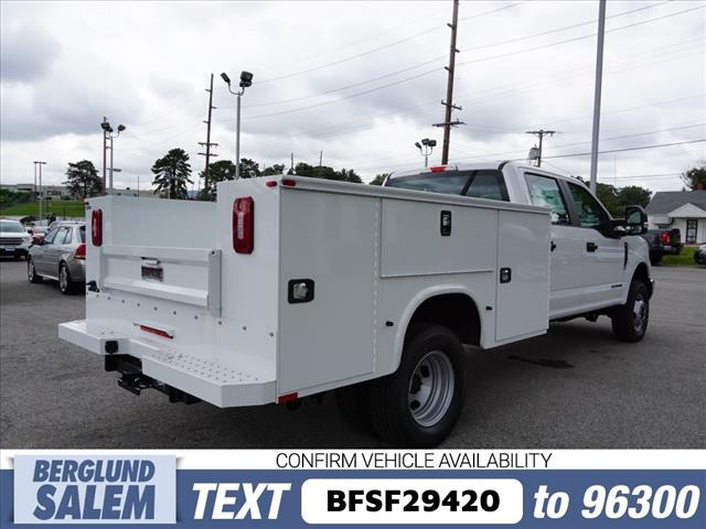 2018 F-350 Crew Cab DRW 4x4,  Service Body #SF29420 - photo 2