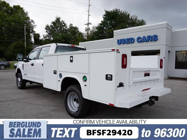 2018 F-350 Crew Cab DRW 4x4,  Service Body #SF29420 - photo 5