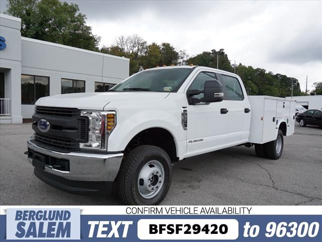 2018 F-350 Crew Cab DRW 4x4,  Service Body #SF29420 - photo 7