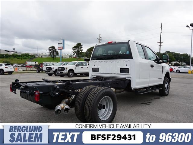 2019 F-350 Super Cab DRW 4x4,  Cab Chassis #SF29431 - photo 2