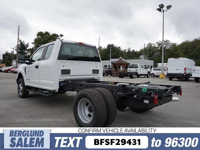 2019 F-350 Super Cab DRW 4x4,  Cab Chassis #SF29431 - photo 6