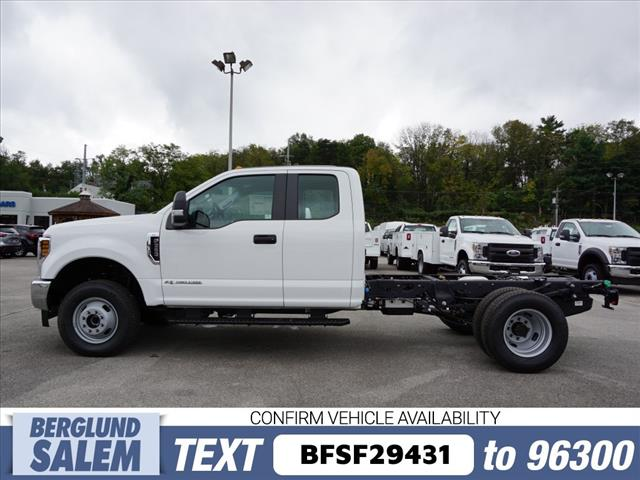 2019 F-350 Super Cab DRW 4x4,  Cab Chassis #SF29431 - photo 3