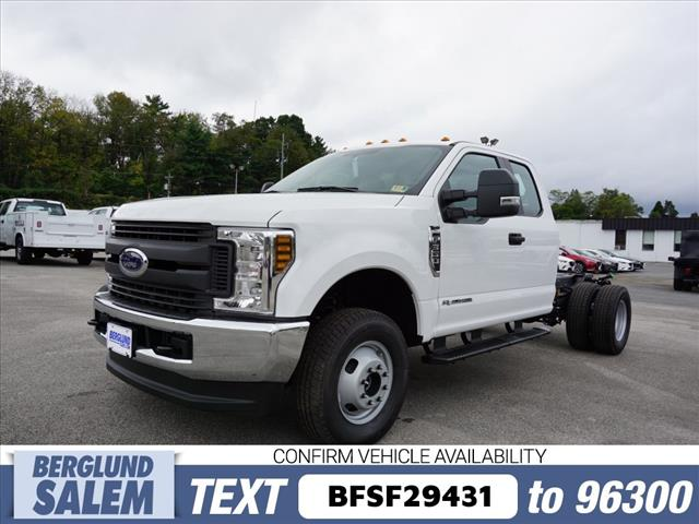 2019 F-350 Super Cab DRW 4x4,  Cab Chassis #SF29431 - photo 7