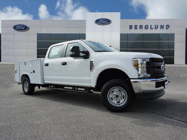 2018 F-250 Crew Cab 4x4,  Reading SL Service Body #SF29471 - photo 1