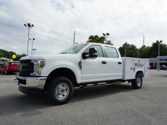 2018 F-250 Crew Cab 4x4,  Reading SL Service Body #SF29471 - photo 6