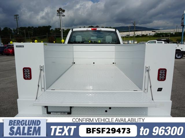 2018 F-250 Super Cab 4x4,  Reading SL Service Body #SF29473 - photo 13