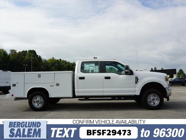2018 F-250 Super Cab 4x4,  Reading SL Service Body #SF29473 - photo 3