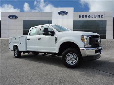 2018 F-250 Super Cab 4x4,  Reading SL Service Body #SF29473 - photo 1