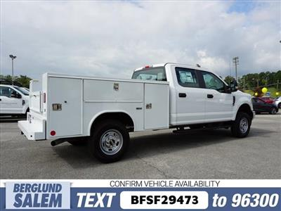 2018 F-250 Super Cab 4x4,  Reading SL Service Body #SF29473 - photo 2