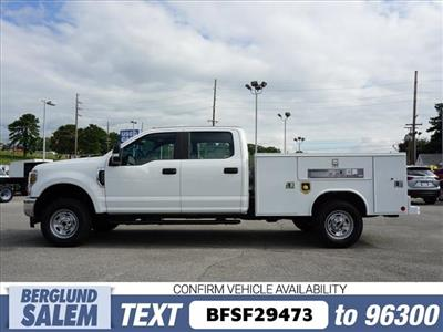 2018 F-250 Super Cab 4x4,  Reading SL Service Body #SF29473 - photo 6
