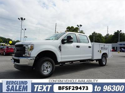 2018 F-250 Super Cab 4x4,  Reading SL Service Body #SF29473 - photo 7