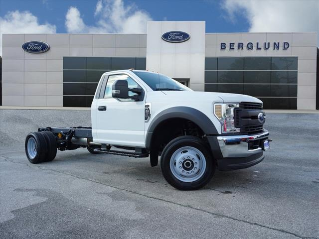 2019 F-450 Regular Cab DRW 4x4,  Cab Chassis #SF29474 - photo 1