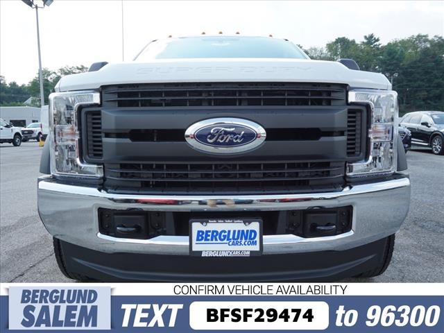 2019 F-450 Regular Cab DRW 4x4,  Cab Chassis #SF29474 - photo 11