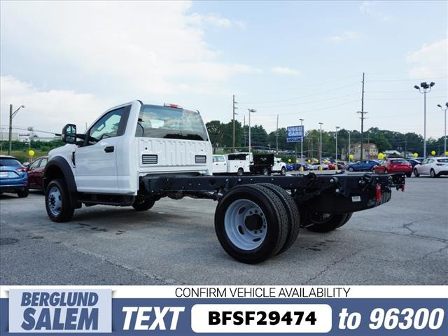 2019 F-450 Regular Cab DRW 4x4,  Cab Chassis #SF29474 - photo 5