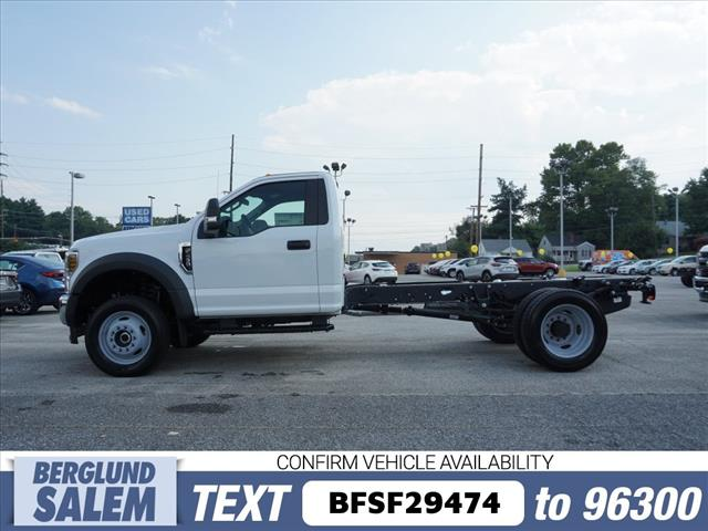 2019 F-450 Regular Cab DRW 4x4,  Cab Chassis #SF29474 - photo 6
