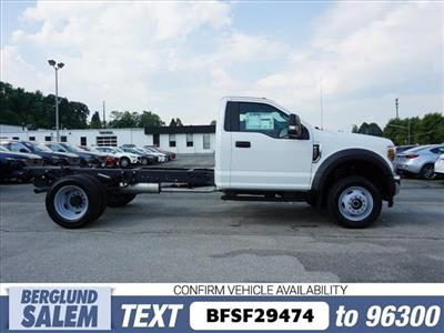 2019 F-450 Regular Cab DRW 4x4,  Cab Chassis #SF29474 - photo 3