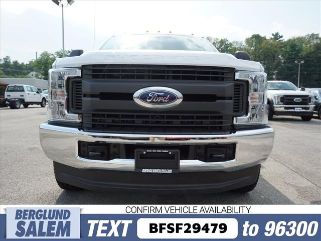 2018 F-350 Regular Cab DRW 4x4,  Service Body #SF29479 - photo 11