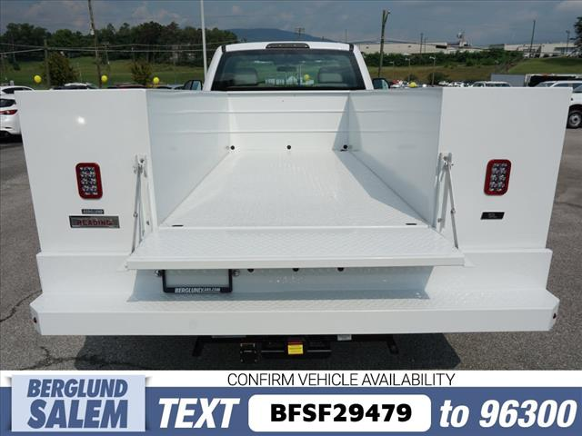 2018 F-350 Regular Cab DRW 4x4,  Service Body #SF29479 - photo 13