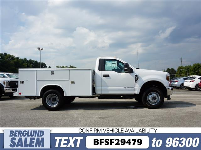 2018 F-350 Regular Cab DRW 4x4,  Service Body #SF29479 - photo 3