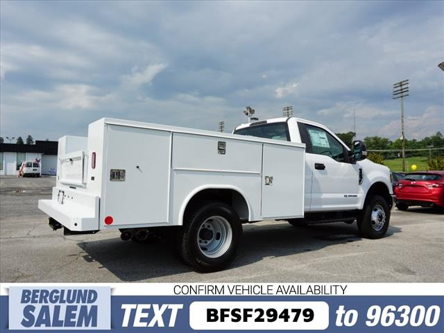 2018 F-350 Regular Cab DRW 4x4,  Service Body #SF29479 - photo 2