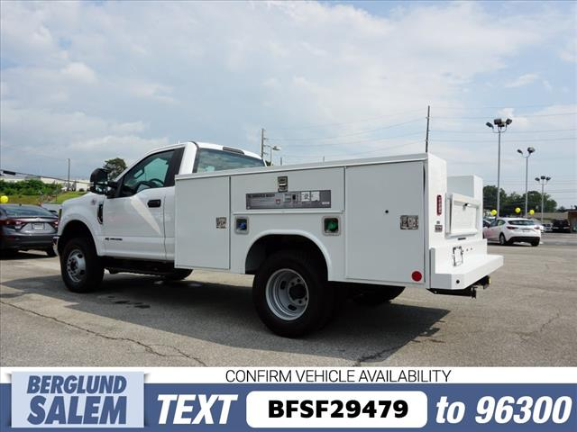 2018 F-350 Regular Cab DRW 4x4,  Service Body #SF29479 - photo 5