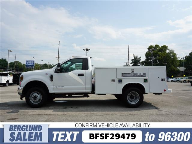 2018 F-350 Regular Cab DRW 4x4,  Service Body #SF29479 - photo 6