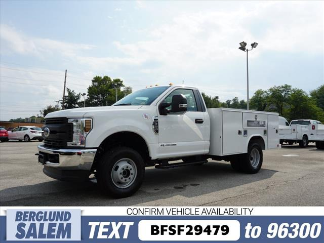2018 F-350 Regular Cab DRW 4x4,  Service Body #SF29479 - photo 7