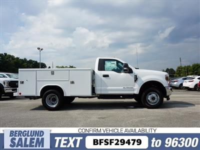 2018 F-350 Regular Cab DRW 4x4,  Reading SL Service Body #SF29479 - photo 3