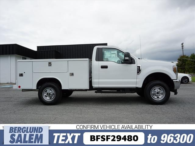 2018 F-250 Regular Cab 4x4,  Service Body #SF29480 - photo 4