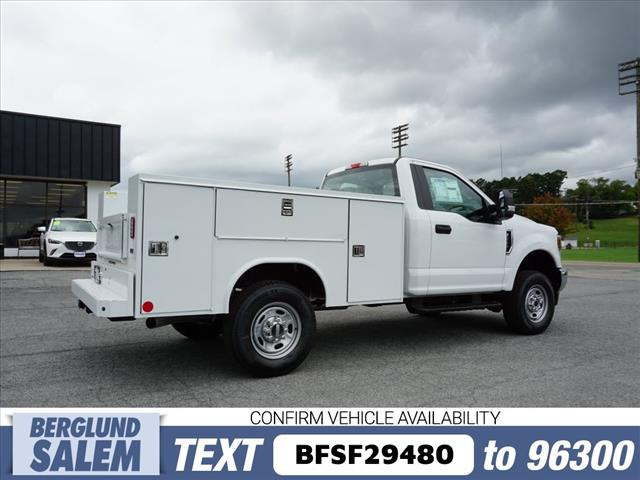 2018 Ford F-250 Regular Cab 4x4, Reading Service Body #SF29480 - photo 1