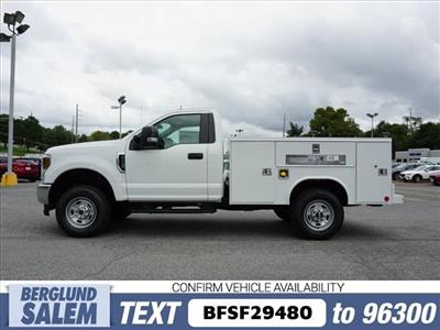 2018 F-250 Regular Cab 4x4,  Service Body #SF29480 - photo 1