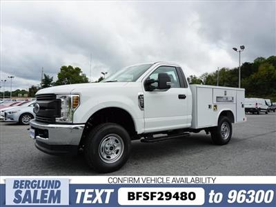 2018 F-250 Regular Cab 4x4,  Service Body #SF29480 - photo 7