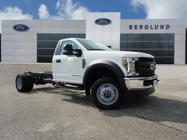 2019 F-550 Regular Cab DRW 4x4,  Cab Chassis #SF29487 - photo 1