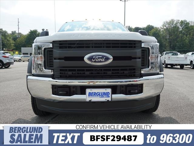 2019 F-550 Regular Cab DRW 4x4,  Cab Chassis #SF29487 - photo 11