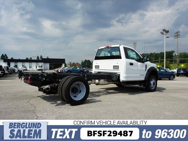 2019 F-550 Regular Cab DRW 4x4,  Cab Chassis #SF29487 - photo 2