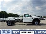2019 F-550 Regular Cab DRW 4x4,  Cab Chassis #SF29487 - photo 3