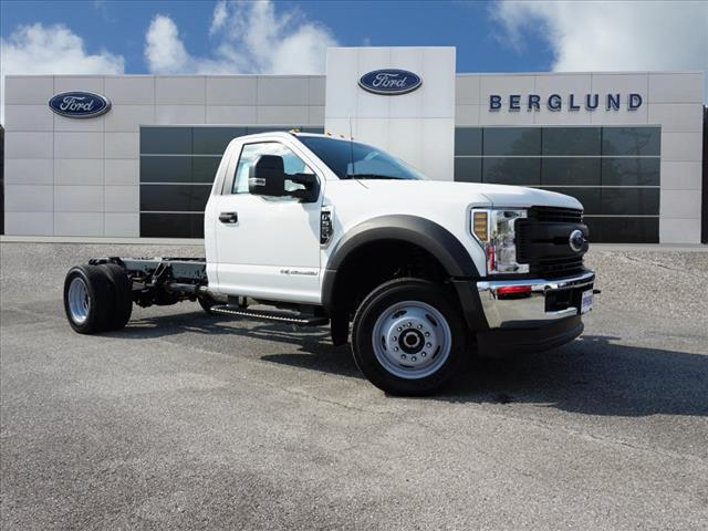 2019 F-550 Regular Cab DRW 4x4,  Cab Chassis #SF29491 - photo 1